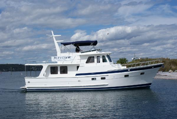 DeFever 46 Pilothouse 2015 Defever 46 PH