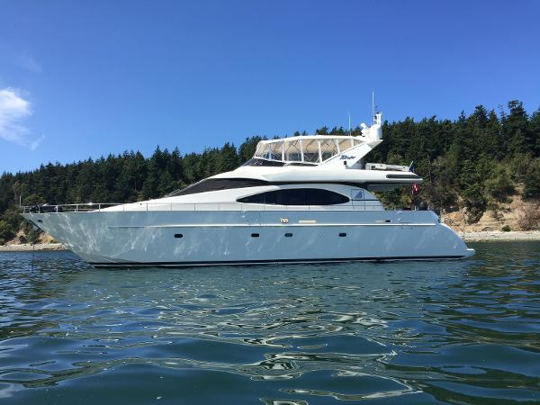 Azimut 70 Sea-Jet Spencer Spit profile picture