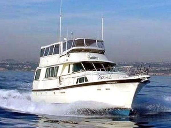 Hatteras 58 Motoryacht