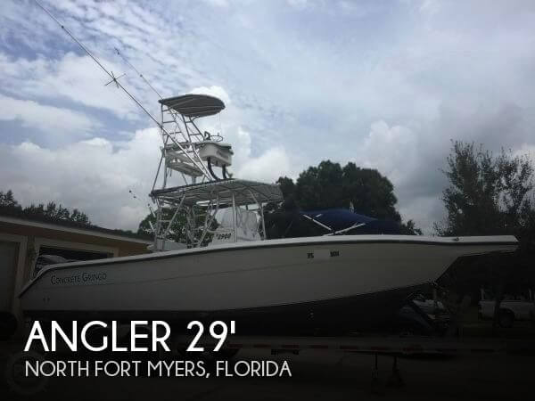 Angler Boats 2900 CC Angler 2003 Angler 2900 CC Angler for sale in North Fort Myers, FL