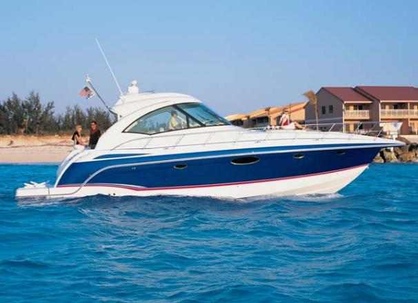 Formula 45 Yacht Manufacturer Provided Image