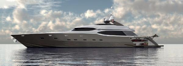 Pachoud Yachts 37M LOMOcean Sport Yacht Pachoud Yachts 37M LOMOcean Sport Yacht