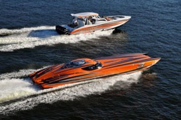 MTI Marine Techonolgy Inc 52 Pleasure