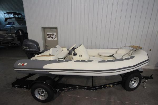 Avon Seasport 420 Deluxe NEO 60hp In Stock
