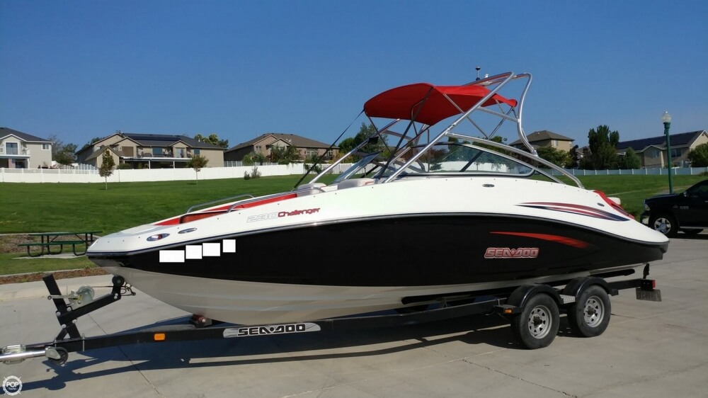 Sea-Doo 230 Challenger 2009 Sea-Doo 230 Challenger for sale in Riverton, UT