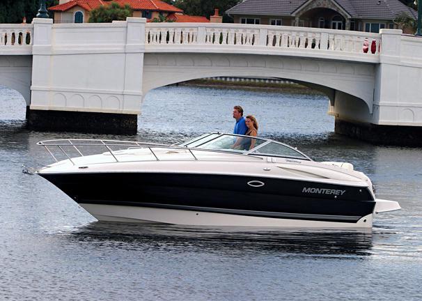 Monterey 250 Cruiser Manufacturer Provided Image