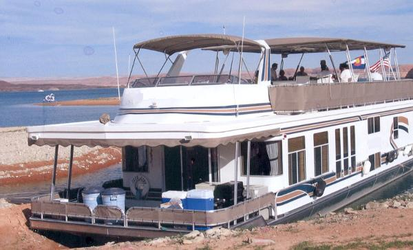 Sharpe Houseboat