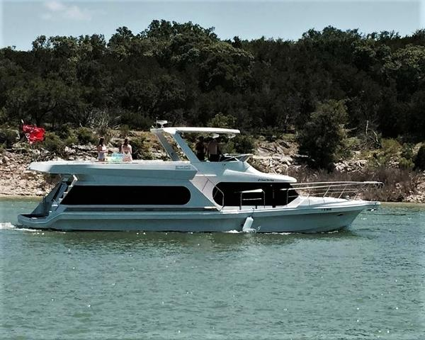 Bluewater Yachts 54 Motor Yacht The CUSTOM BUILT 1996 BLUEWATER YACHTS 54 Motor Yacht!