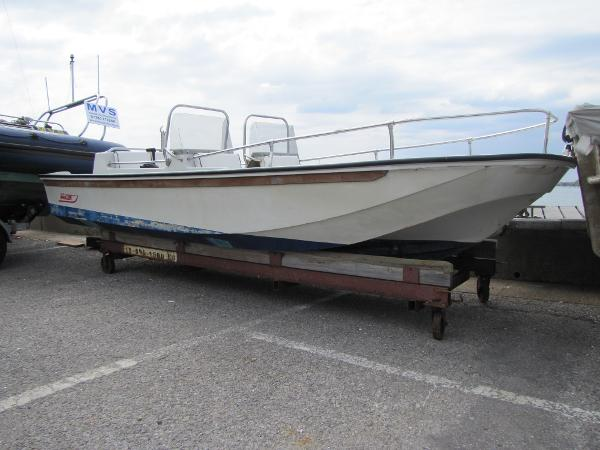 Boston Whaler 17 Super Sport