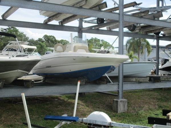Stingray 206 CC