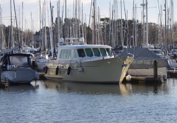 Vincent Van Uden Yacht de Vincere 186