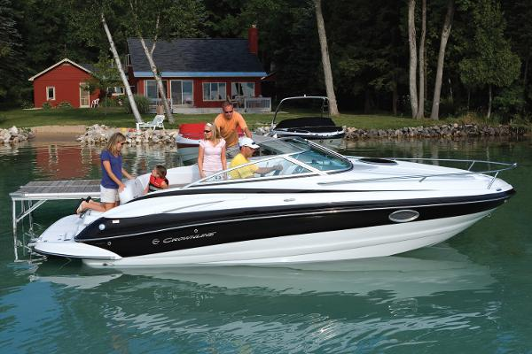 Crownline 236 SC Manufacturer Provided Image
