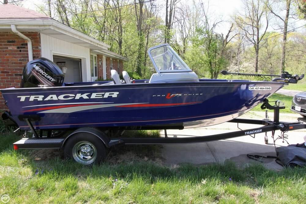 Tracker Pro Guide V-175 WT 2017 Tracker Pro Guide V-175 WT for sale in Kansas City, MO