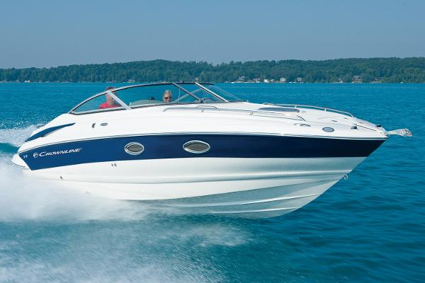 Crownline 266 SC Manufacturer Provided Image