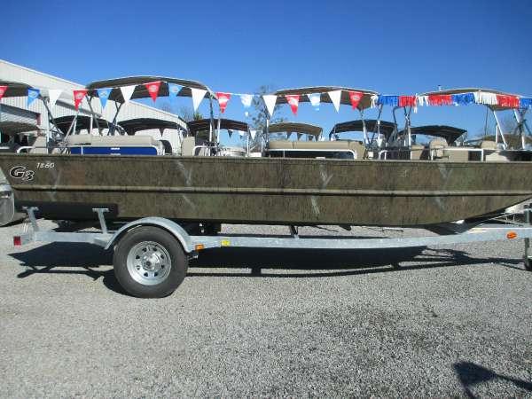 G3 Boats 1860 DK Combo
