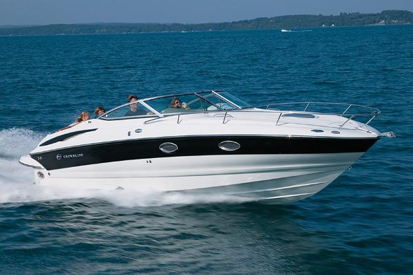 Crownline 286 SC Manufacturer Provided Image