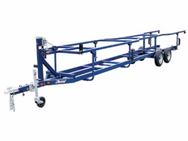 Triton Trailers Value Cantilever 20-2
