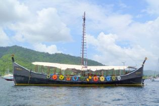 Viking Gokstad Ship - Standing Proud!