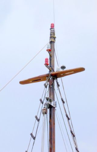 Top of the Mast