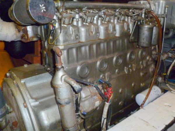 Port Engine Aft