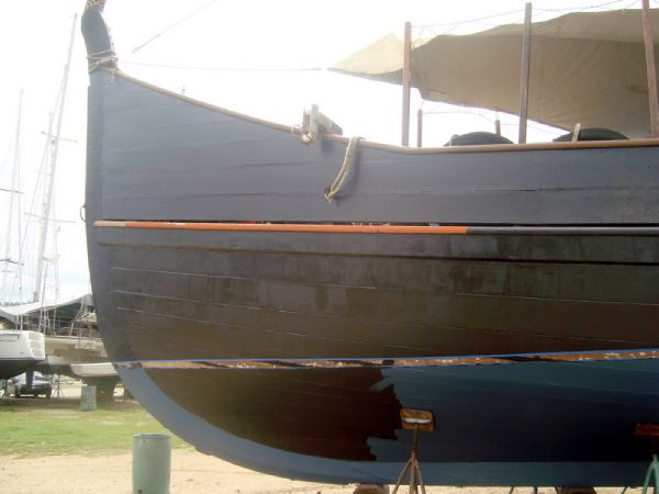 Bow Port Side