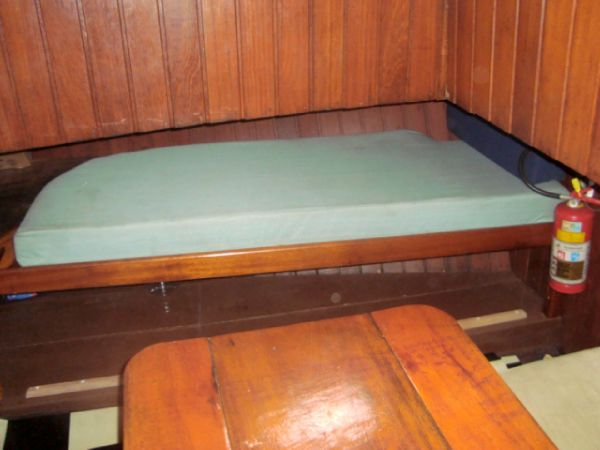 Galley Seating/Berth Port