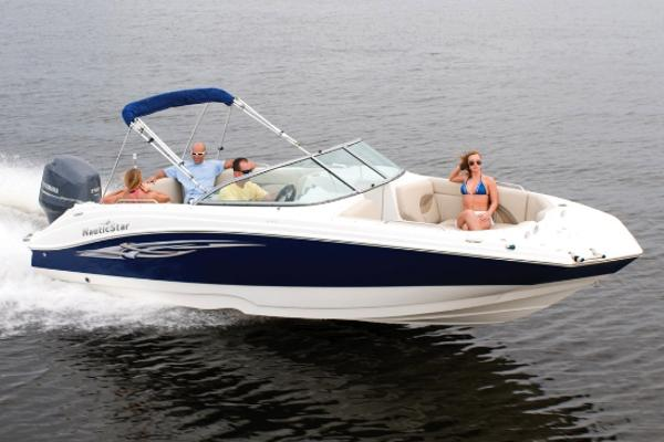 Nautic Star 223DC Sport Deck Manufacturer Provided Image