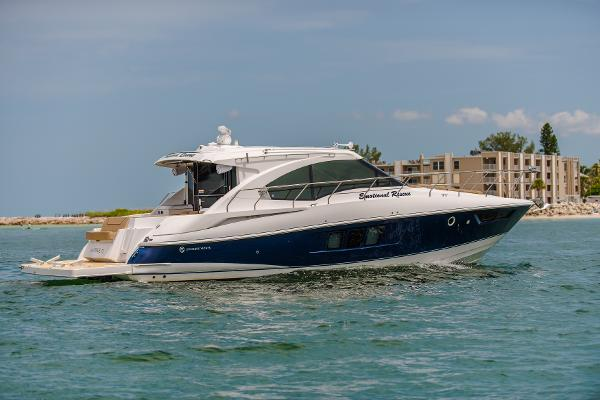 Cruisers Yachts 45 Cantius Main Profile