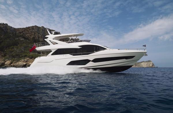 Sunseeker 76 Yacht Sunseeker 76 Yacht