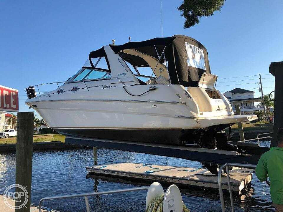 Sea Ray 290 Sundancer 2001 Sea Ray 290 Sundancer for sale in Hudson, FL