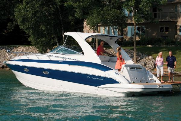 Crownline 350 SY Manufacturer Provided Image