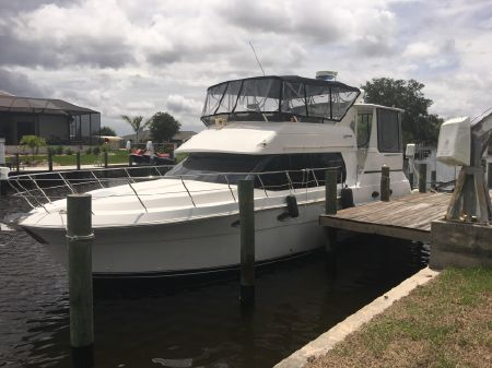 2000 Carver 406 Aft Cabin Motor Yacht, Punta Gorda Florida