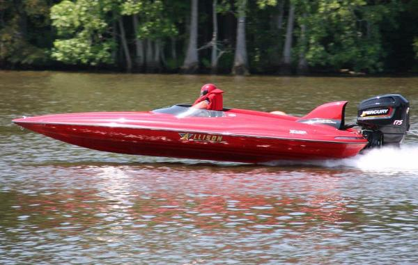 Allison Boats Ss-2000