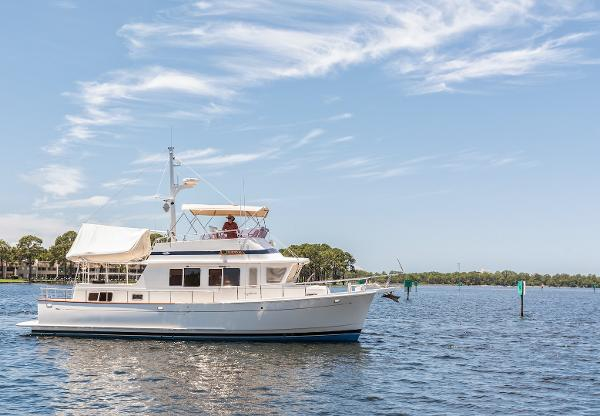 Selene 40 Ocean Trawler