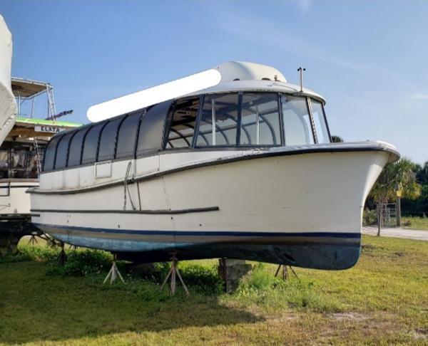 Custom Canal Boat