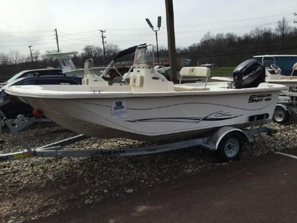 Carolina Skiff 178 DLV