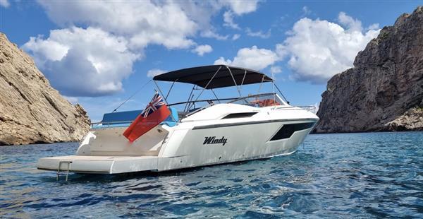 Windy Camira 39 BoatShop Menorca - 2018 Windy Camira 39
