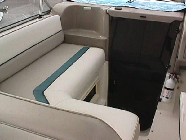 Port Side Cockpit Seating