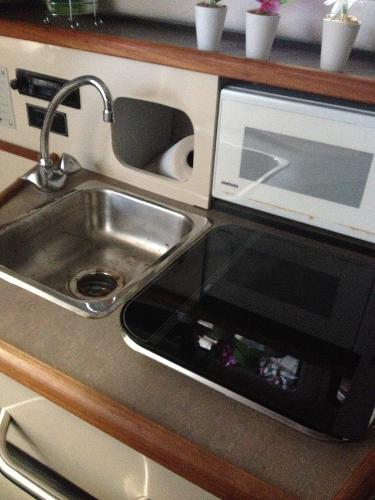 Galley Sink / Cook Top