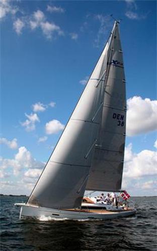 X-Yachts Xp 38 Shoal Draft Option Thumbnail X-Yachts Xp 38 Shoal Draft