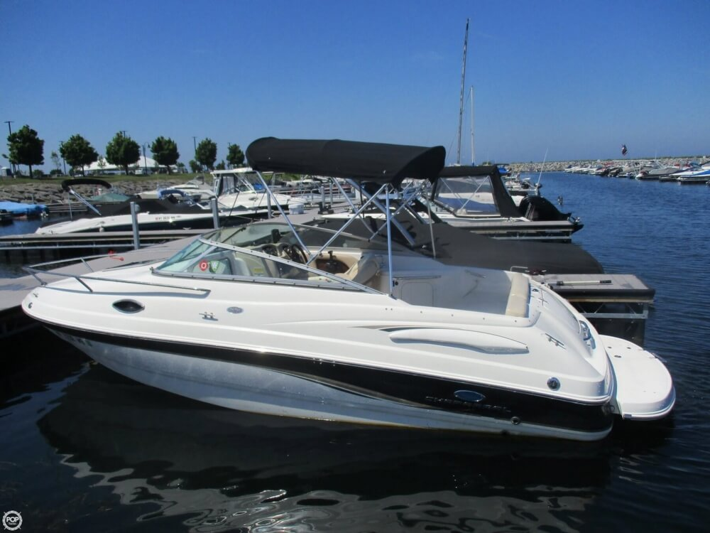 Chaparral 215 SSi 2005 Chaparral 215 SSi for sale in Boston, NY