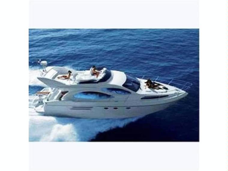 Azimut Azimut 46  3 cabine  1 marinaio