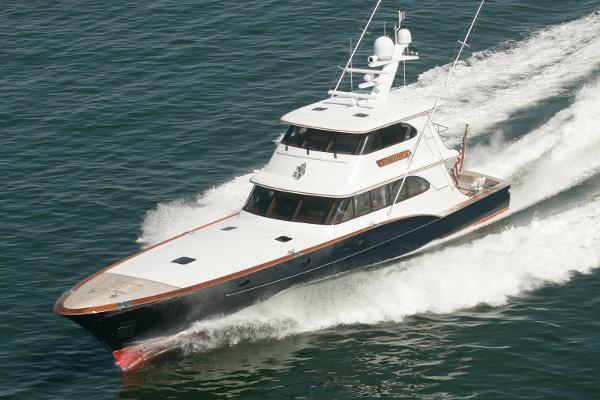 Feadship sport fisherman main for Used sport fishing boats for sale