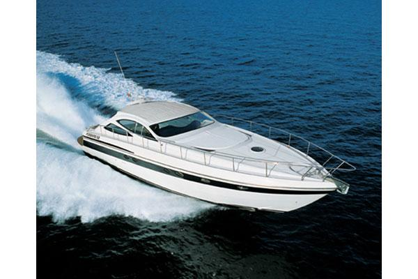 Pershing 52 Manufacturer Provided Image: At Sea