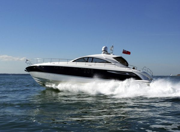 Fairline Targa 62 GT Brochure picture