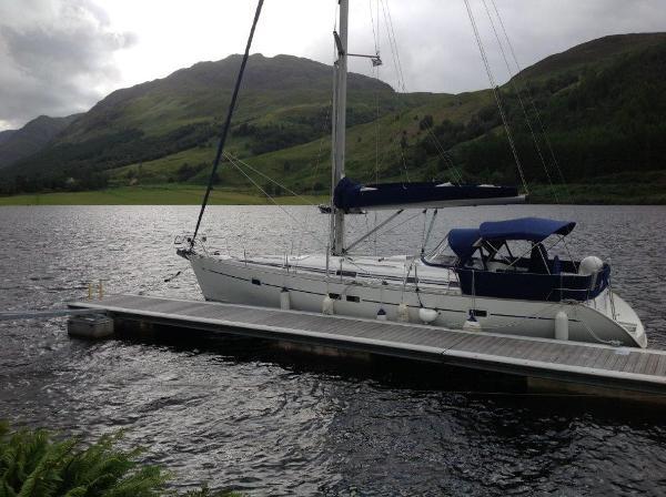 Beneteau Oceanis 411 Loch Lochy