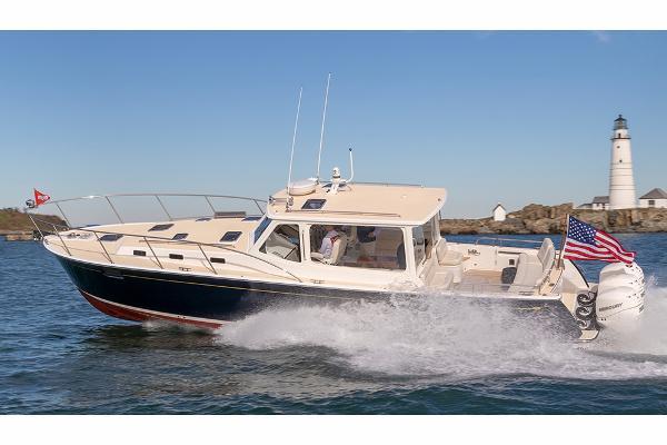 MJM Yachts 43z Manufacturer Provided Image