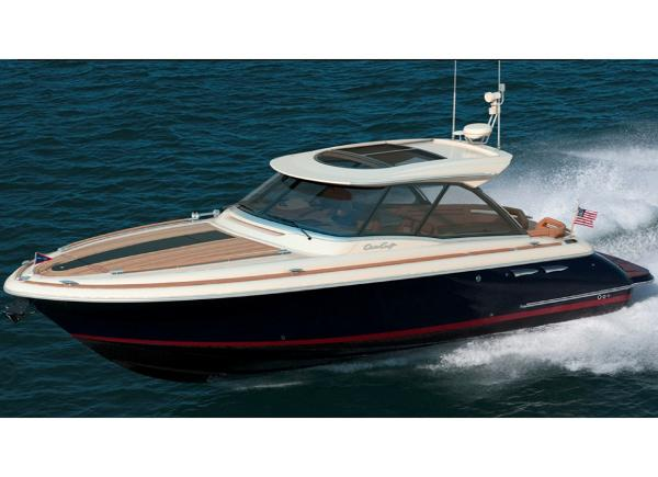 Chris-Craft Corsair 36 Hard Top Manufacturer Provided Image