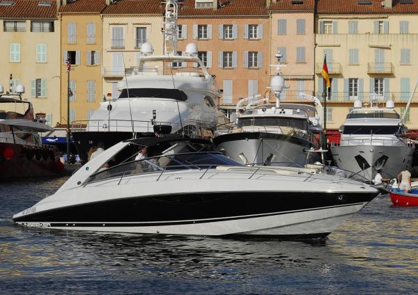 Sunseeker Superhawk 43 Sunseeker Superhawk 43