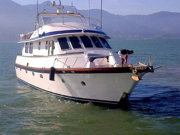 Alum tech Trawler 65 Custom Alum tech Trawler 65 Custom